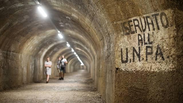 Atrakcija u Rijeci: Tunel koji je prokopala talijanska vojska