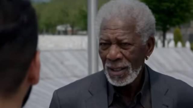 Morgan Freeman šokirao Srbe: 'On nas je optužio za genocid!'