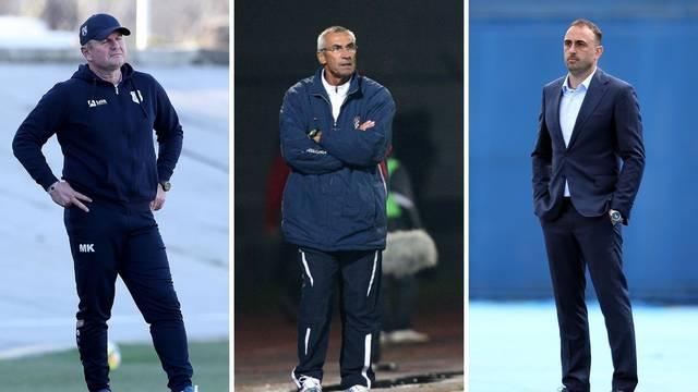 Strani treneri u HNL-u: Trojica uspješnih i čak 13 promašaja!