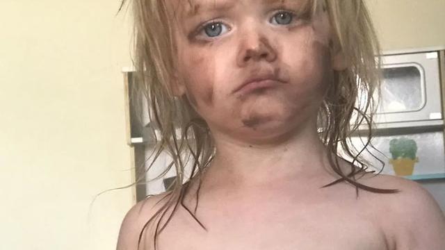 Mama zaigrane djevojčice: 'Sad znam da je boja za obrve trajna'