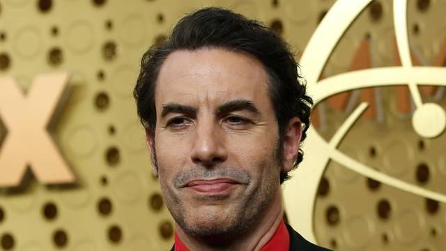 71st Primetime Emmy Awards - Arrivals – Los Angeles, California, U.S., September 22, 2019 - Sacha Baron Cohen