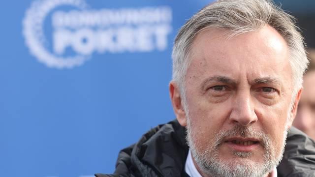 Miroslav Škoro održao konferenciju za medije na teme Dinamov stadion i SRC Svetice