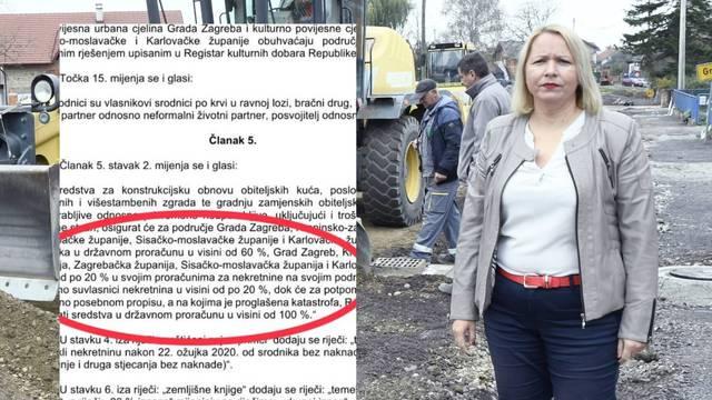 HDZ: 'Ikić Baniček pokušava posvađati Sisak i Zagreb'