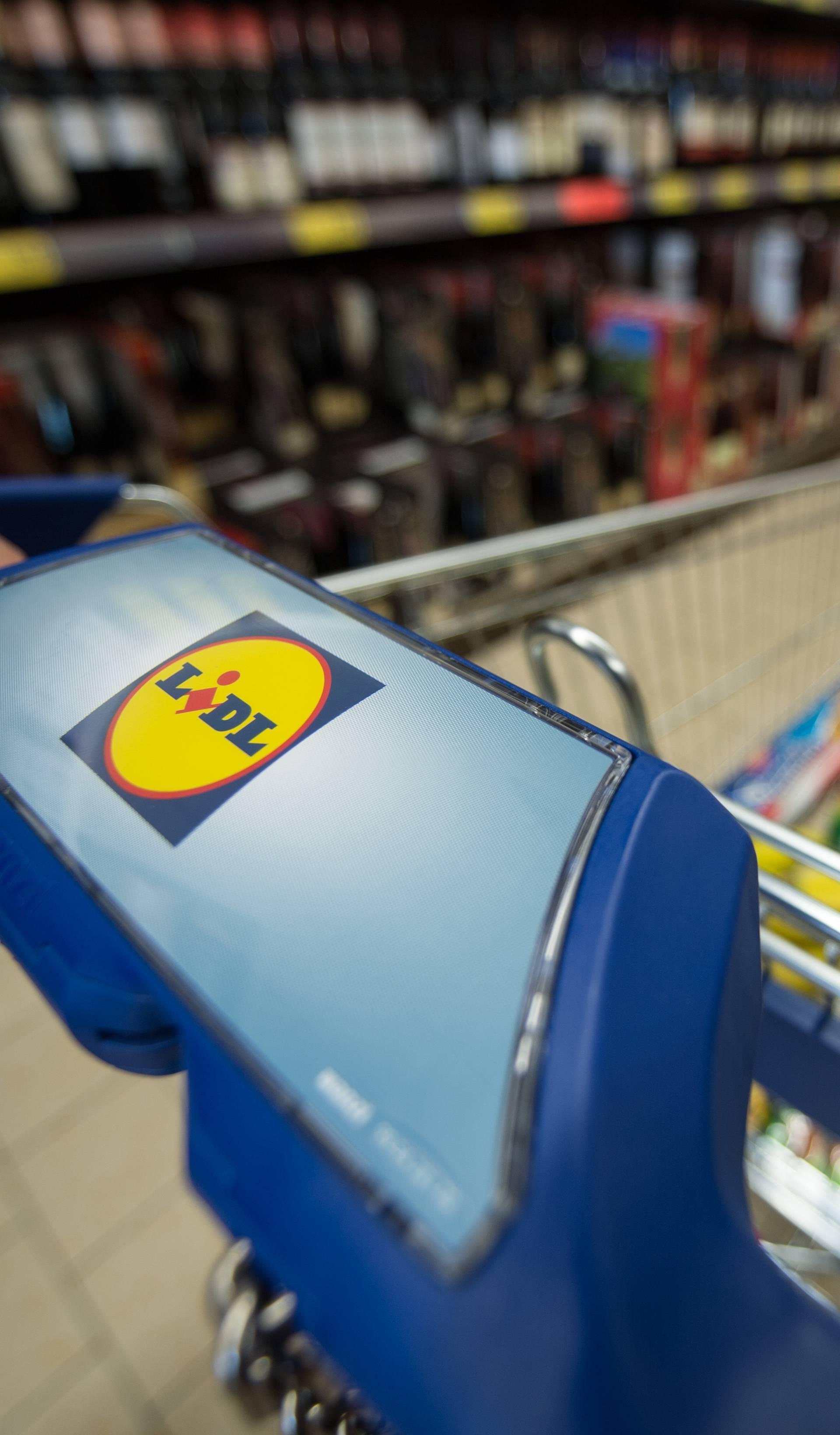 Supermarket discounter Lidl