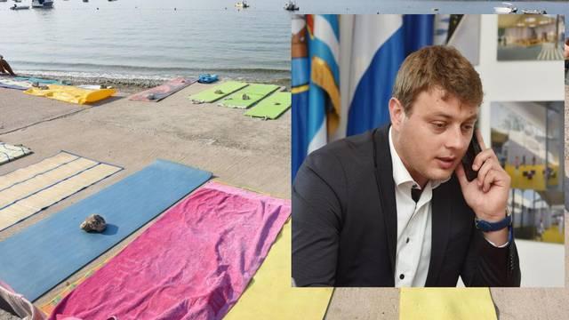 Nema više rezervacija, pokupio ručnike s plaže: Slijede i kazne!
