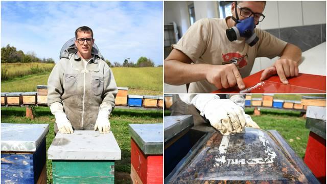 Superpčelar Tvrtko: 'Naš pčelinji otrov je zaista najbolji u svijetu'