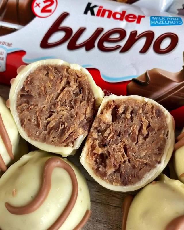 Recept za Kinder Bueno Truffles: Gotovi su za čas i nema pečenja