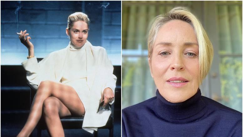 Sharon Stone o plaći za ulogu u 'Sirovim strastima': 'Nisam si mogla kupiti haljinu za Oscare'