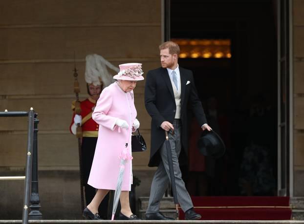 Garden Party at Buckingham Palace, London, UK - 29 May 2019
