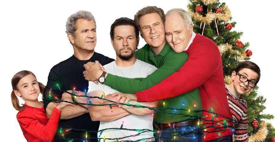Mel Gibson je najgori: Djed iz pakla se vratio kući za Božić