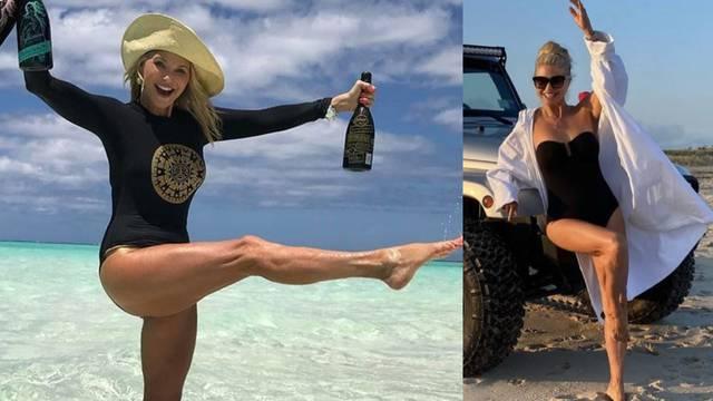 Bivši model: Christie Brinkley odlično izgleda i sa 66 godina