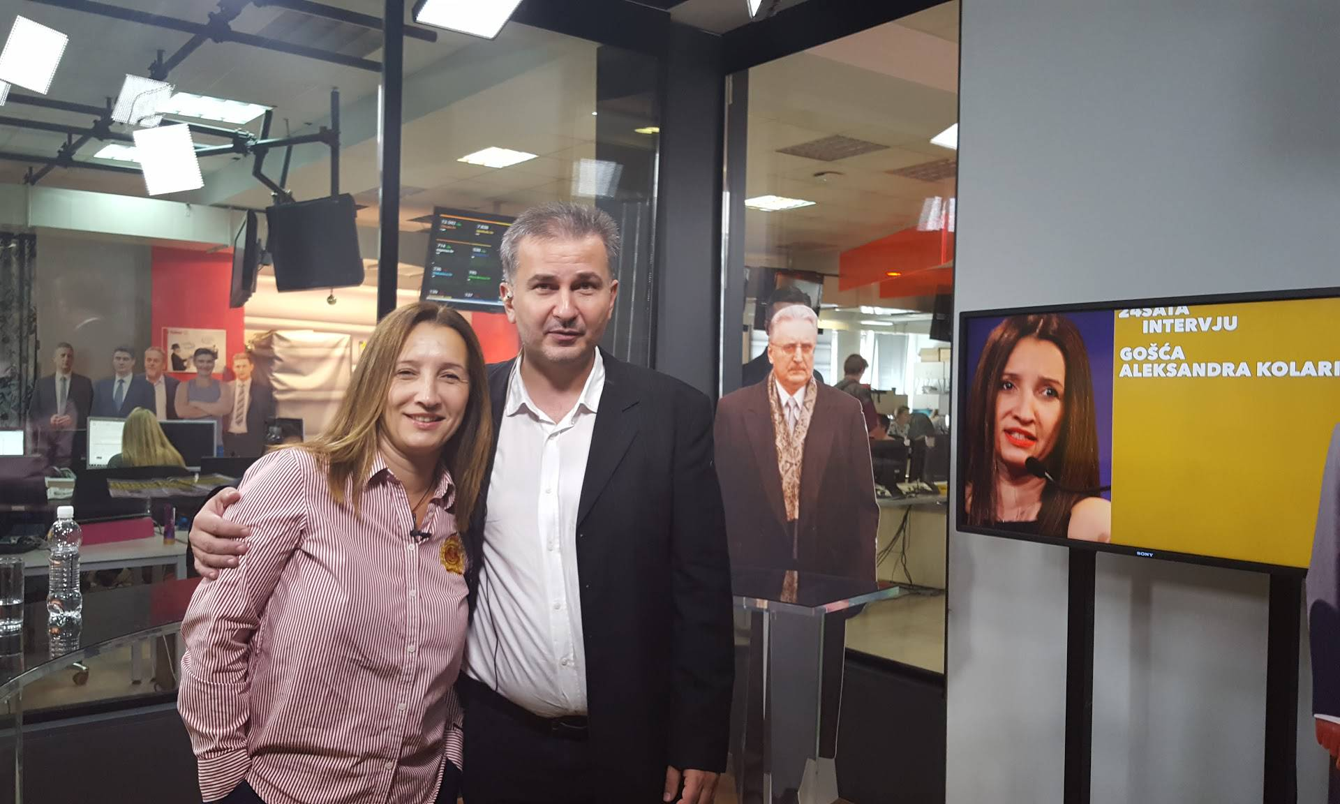Kolarić: Ostojić je netolerantan i glavni arhitekt poraza SDP-a