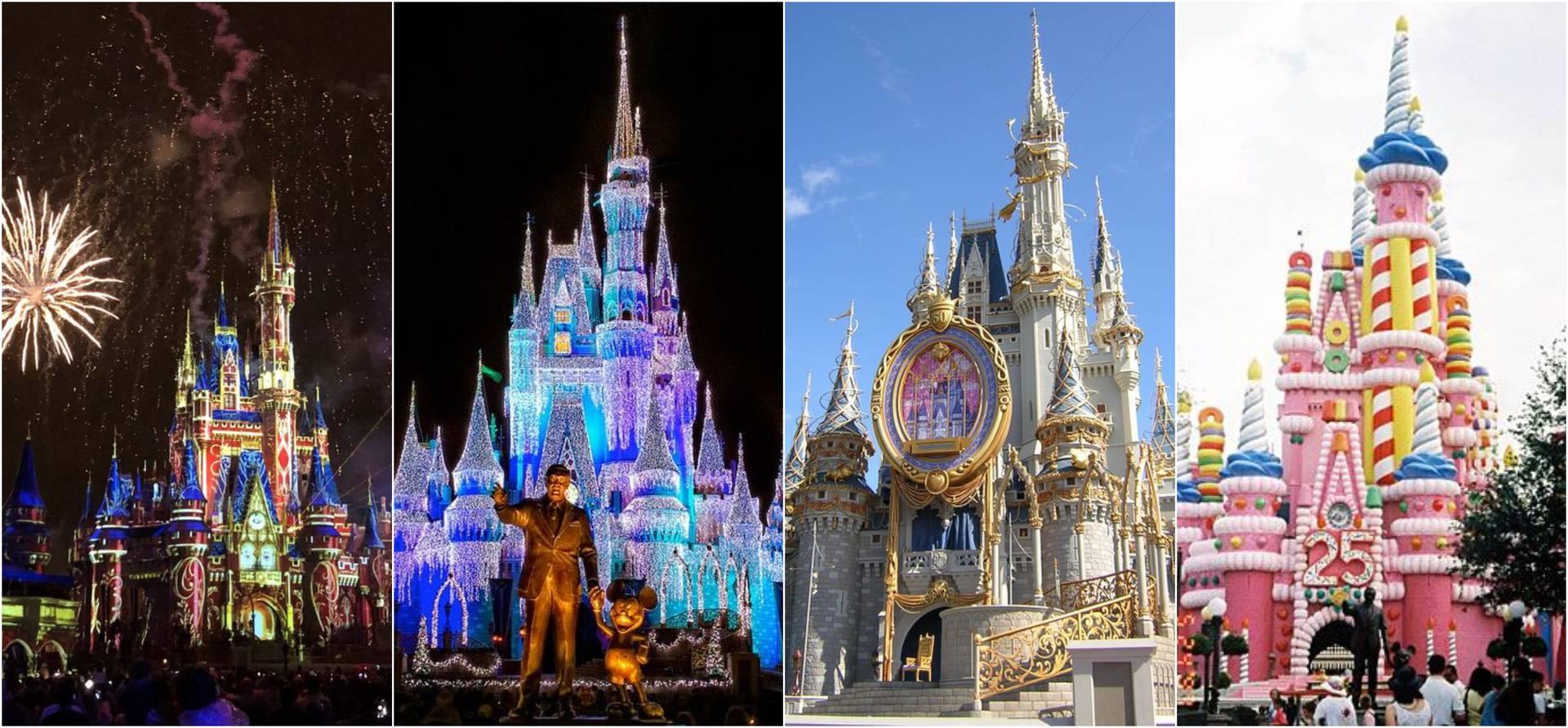 Kako se 'Pepeljugin dvorac' mijenjao od 1971. pa do danas