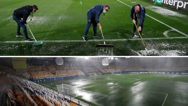Villarreal u potopu: Pogledajte što je sve uspio izdržati travnjak