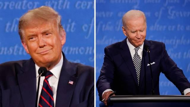 CNN o debati Trumpa i Bidena: 'Ovo je bilo grozno, užasno'