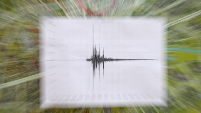 Umjeren potres između Hvara i Pelješca: Bio je magnitude 2.9