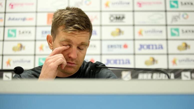 Igrači ne daju izjave, a Rožman je pod suspenzijom za Varaždin
