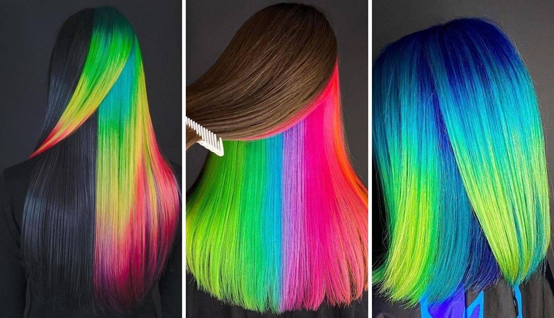 Prekrasne dugine boje u kosi djelo su frizerke-umjetnice