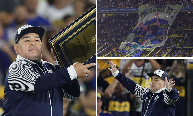 Tévez Maradonu strastveno poljubio pa s Bocom uzeo titulu