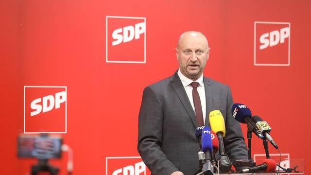 Kolar: Da sam smatrao da će Grbin biti odličan predsjednik stranke, ne bih se ja kandidirao