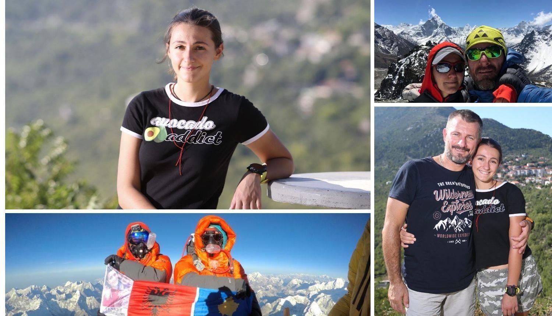 Nezaustavljiva: Tek mi je 18, a već sam vrhove svijeta osvojila