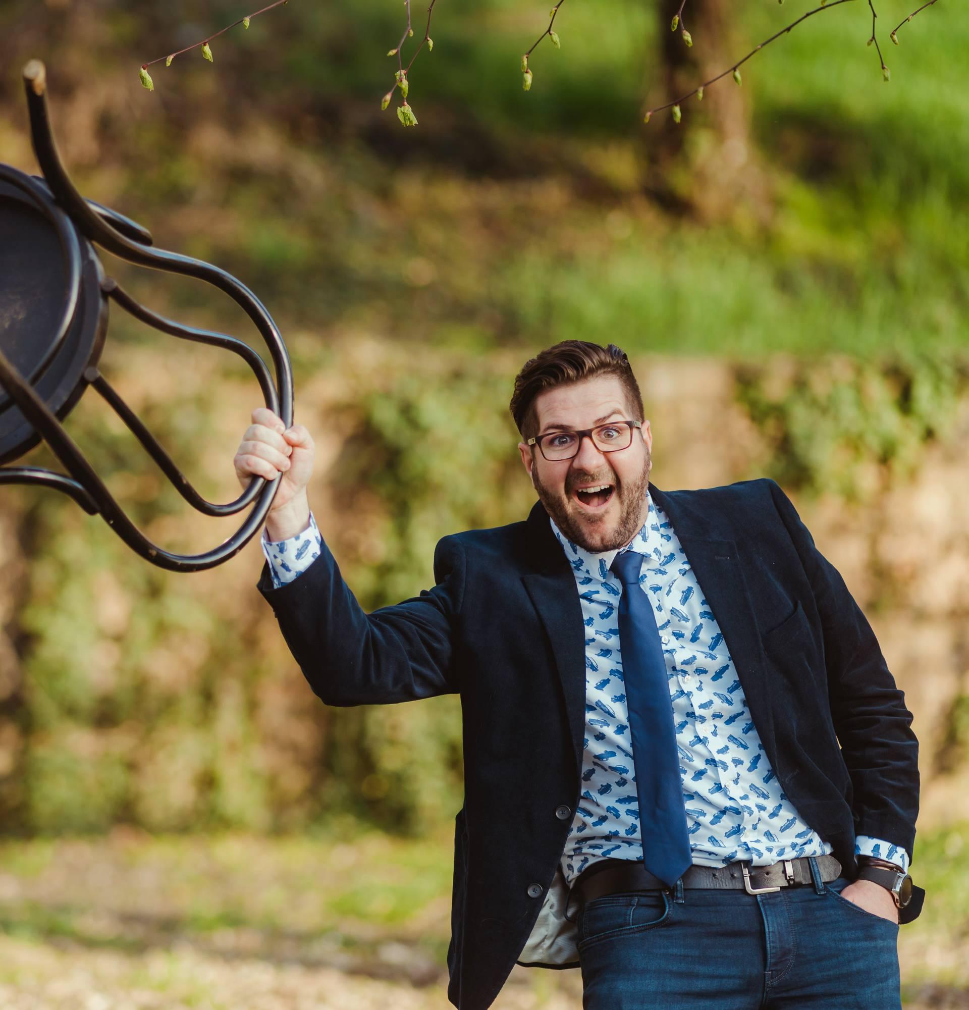 Proslavili smo 17 godina braka: Ne kužim one koji dugo čekaju