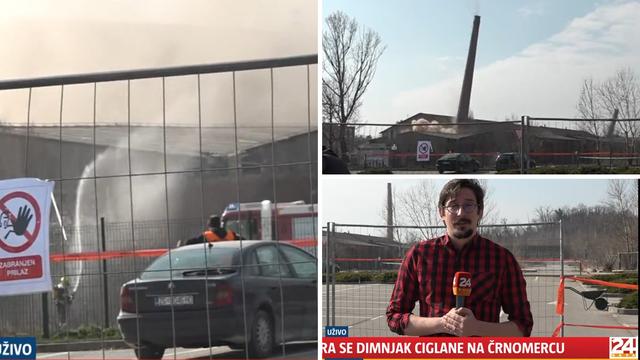Srušeni dimnjaci na Črnomercu
