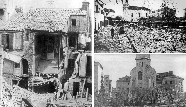 Dan kad je na Split palo više od 600 bombi: 'To je bio pakao...'