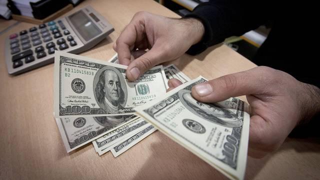 IRAN TEHRAN DOLLAR CURRENCY