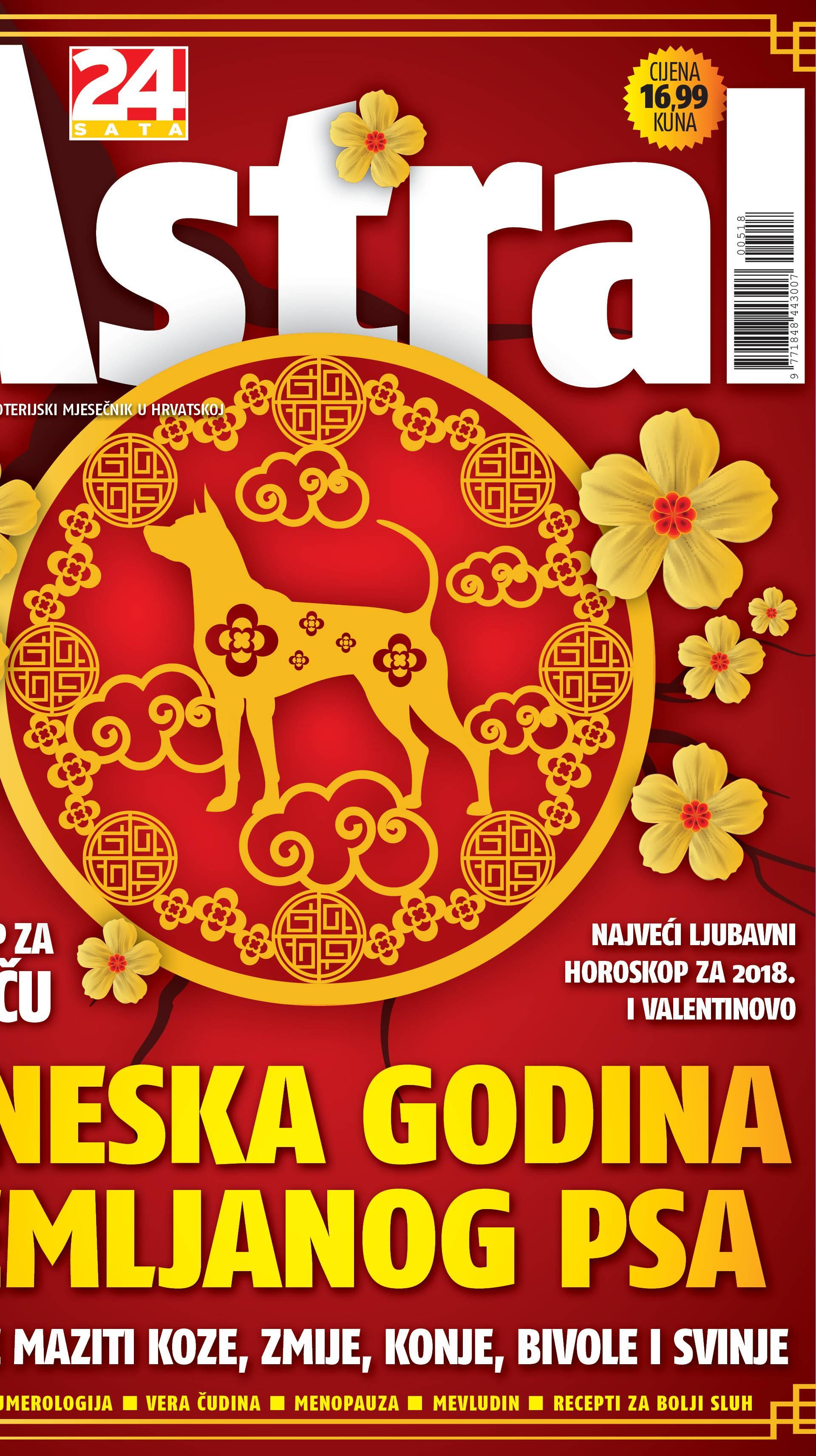 Astral: Analiza kineske godine Zemljanog psa i veliki horoskop