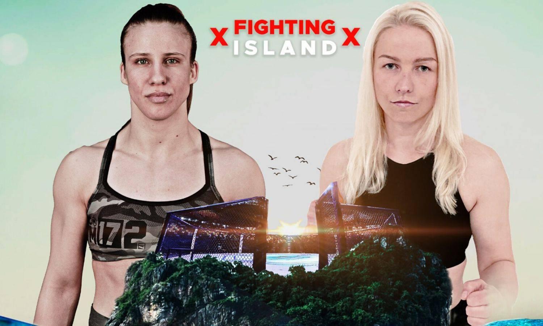 Naša najveća ženska MMA nada na Zrću: Vuković na Porazynsku