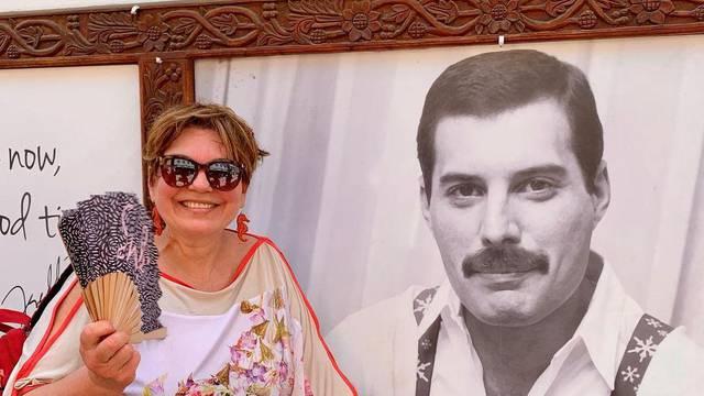 Karmela Vukov Colić otišla na odmor u Zanzibar: Pozirala je ispred kuće Freddieja Mercuryja