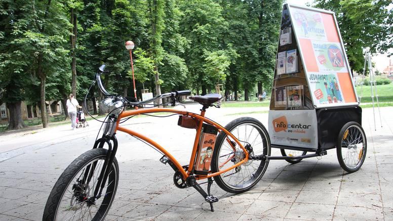 Karlovački električni bicikli prodaju se već od 8000 kuna
