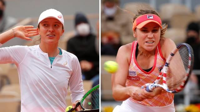 Mlada Poljakinja na osvajačicu Australian Opena u finalu RG-a