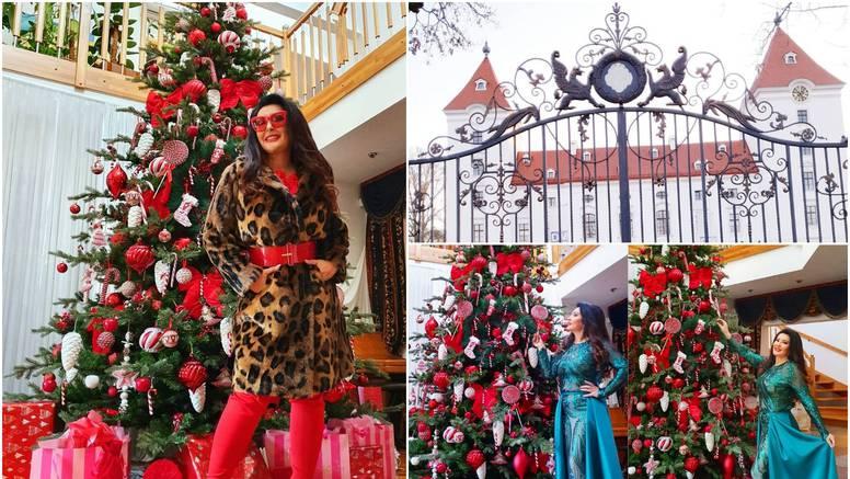 Srpska pjevačica se pohvalila uređenjem svog dvorca u Beču: 'I ove godine bez dekoratera'