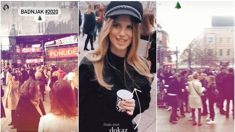 Kao da nije pandemija: Ecija u centru Zagreba nazdravila. Ljudi pjevaju, piju, ne nose se maske