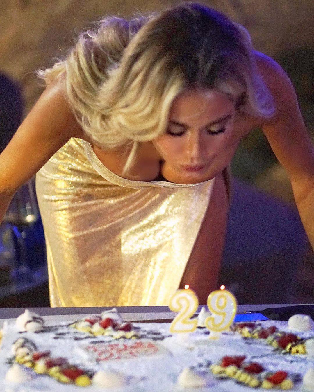 Jeste li i vi to gledali u tortu? Diletta proslavila 29. rođendan