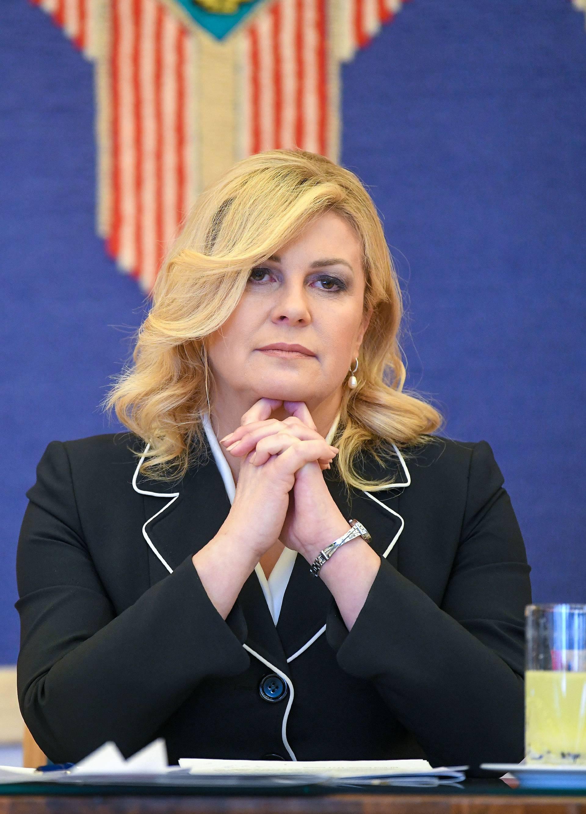 Vlada donijela odluku: Kolinda dobiva ured bivše predsjednice