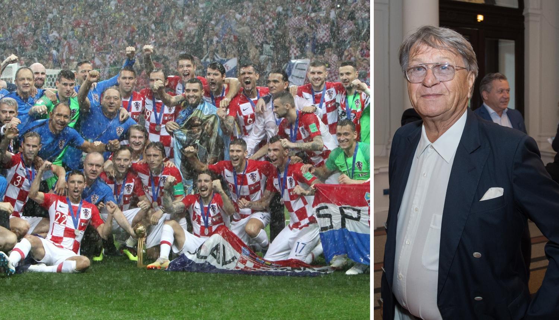 Ćiro o finalu SP-a 2018. u Rusiji: 'Pokrali su nas, bili bi šampioni'