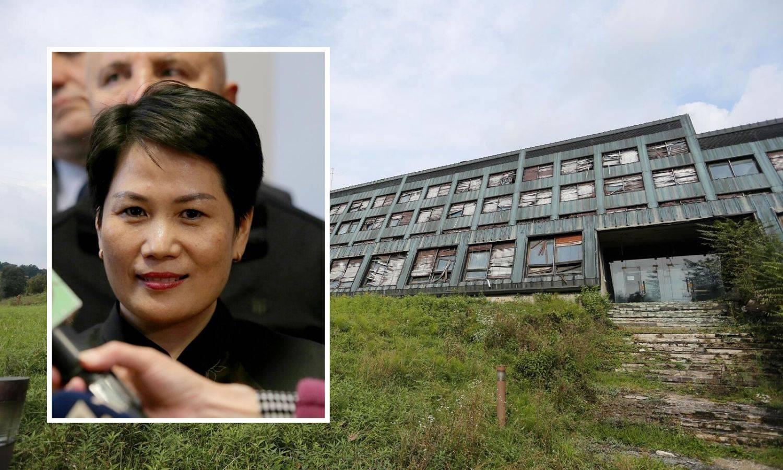 Propada kupnja političke škole? Gospođa Yu nije uplatila novac