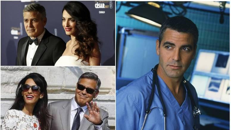 Kako je Clooney prestao biti 'najpoželjniji neženja': Očarala ga je fatalna odvjetnica Amal...