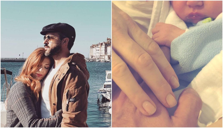 Nataša: 'Nenad i ja smo plakali kad smo prvi put čuli plač sina'