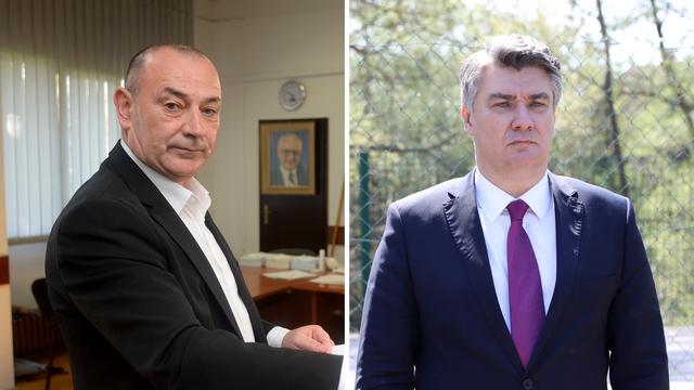 Medved: Milanović ima pravo ne dolaziti na komemoracije