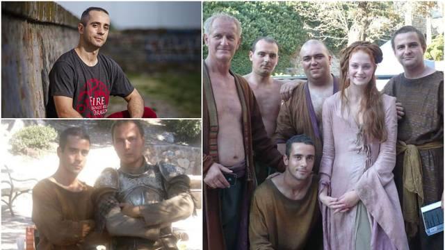 Danijel očarao Cersei: Mačem su me proboli u 'Igri prijestolja'