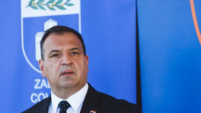 Ministar Beroš na konferenciji Stožera civilne zaštite Zadarske županije