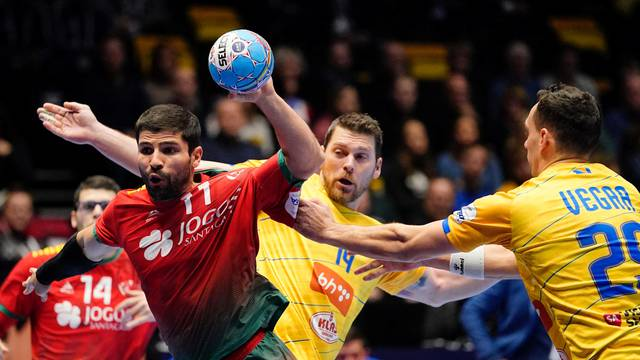 2020 EHF European Men's Handball Championship - Portugal v Bosnia and Herzegovina