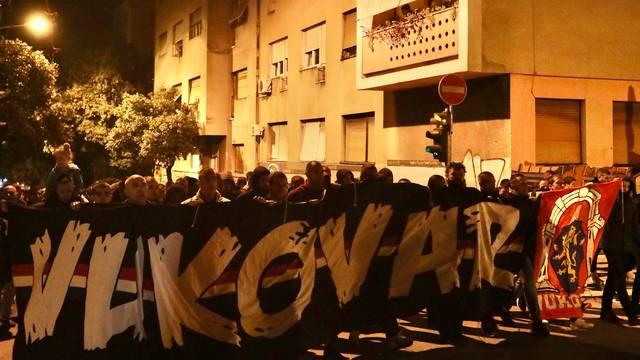 Torcida nije prijavila mimohod u Splitu? Nisu se držali ni mjera...