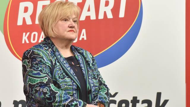 Zagreb: Predstavljena RESTART koalicija