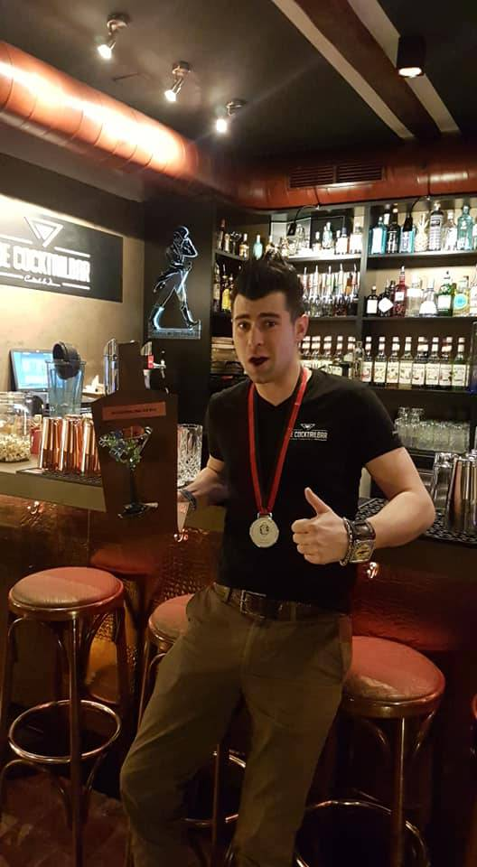 Naš koktel majstor je osvojio 2. mjesto na svjetskom prvenstvu