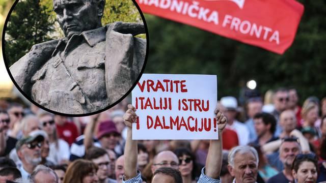 Mjesni odbori protiv Bandića: 'Neće ti proći micanje  Tita...'